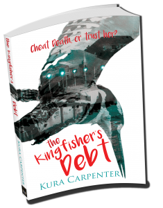 Paperback of The Kiingfisher's Debt